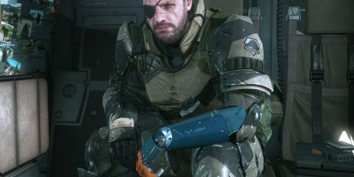 Metal Gear Solid V: The Phantom Pain recibe nuevo tráiler #gamescom2015