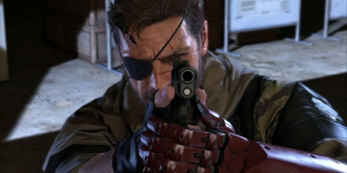 Metal Gear Solid V celebra tu cumpleaños de manera especial
