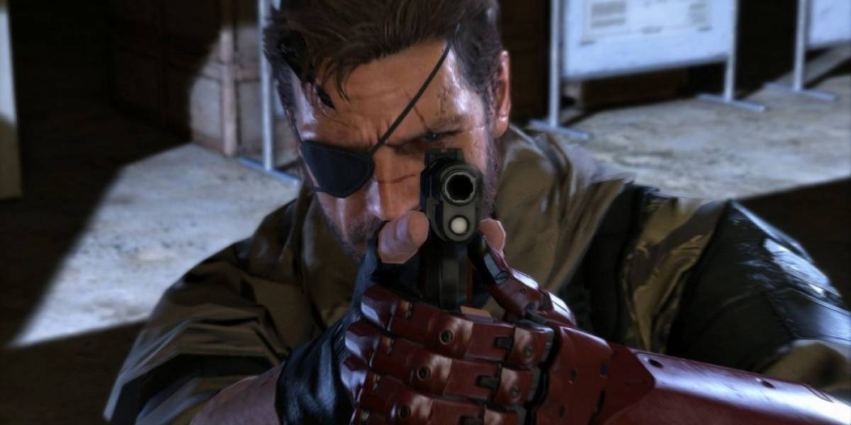 Konami pide retroalimentación sobre Metal Gear Solid V: The Phantom Pain en PC