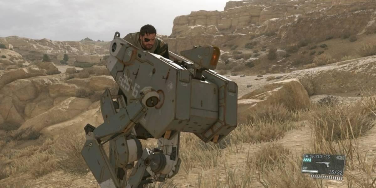 Metal Gear Solid V superó a Jurassic World y Avengers 2 en su día de estreno