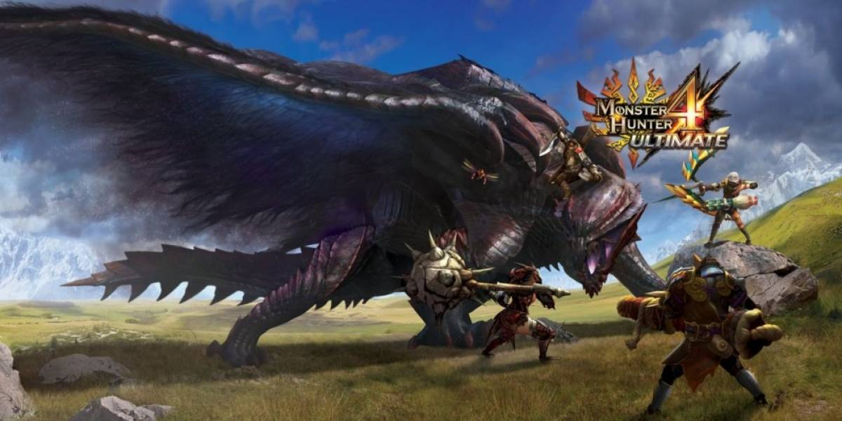 Monster Hunter 4 Ultimate, desde el 13 de febrero