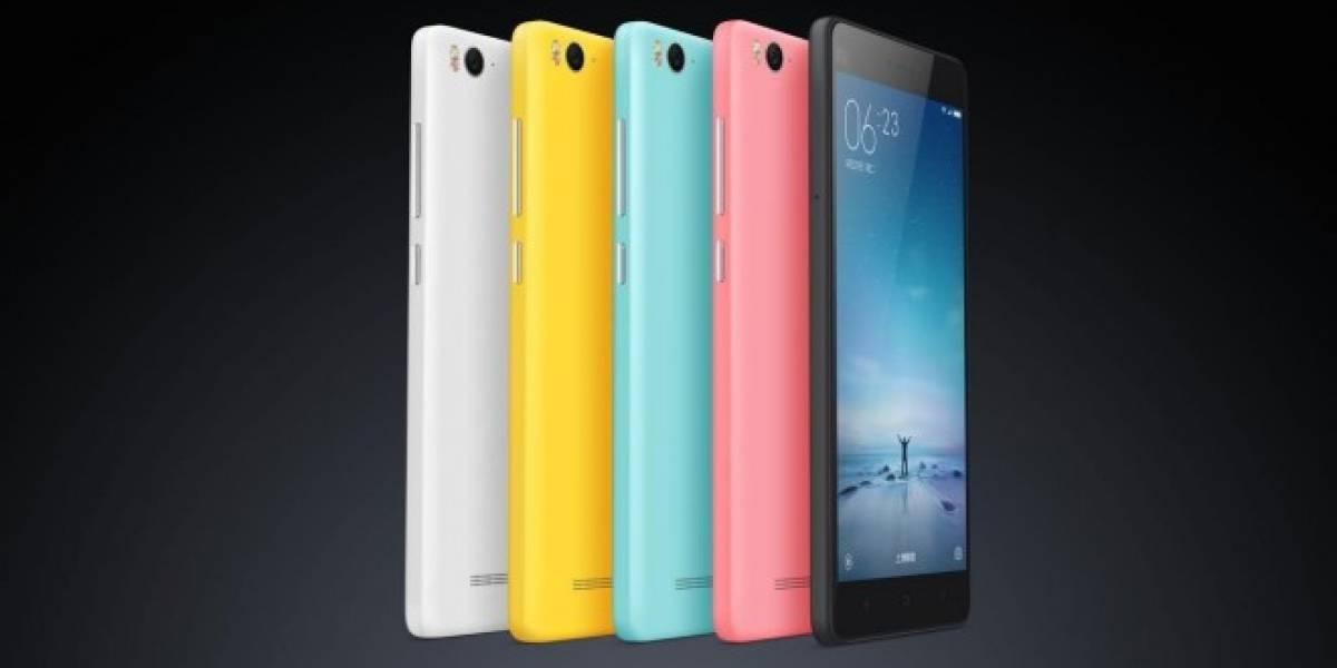 Xiaomi anuncia oficialmente el Mi 4c