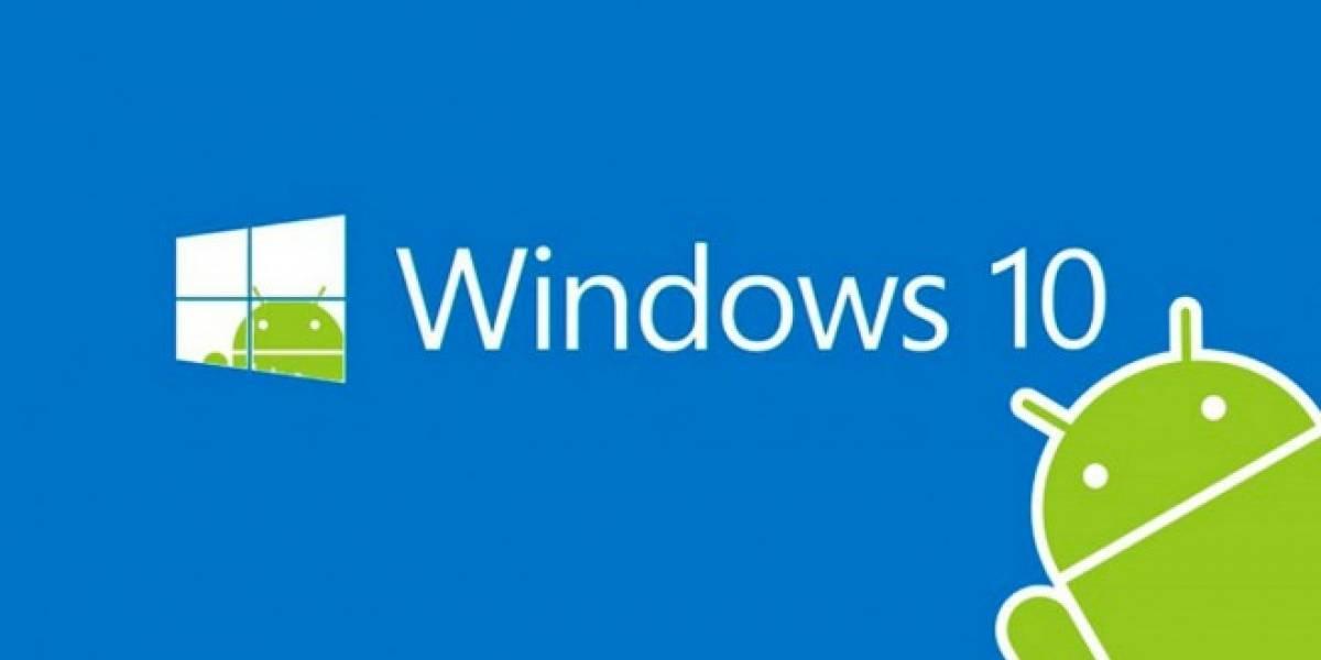 Microsoft no quiere que ejecutes Android en tu Lumia