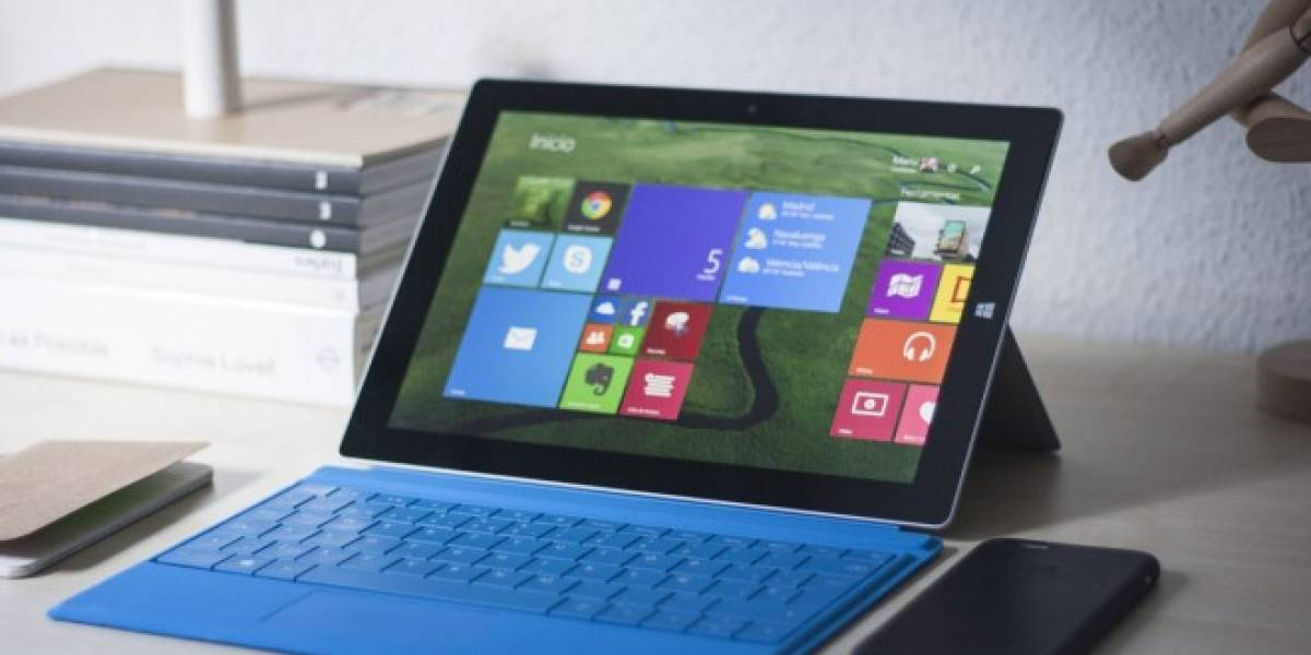 Microsoft recomienda no instalar Windows 10 Technical Preview en las Surface 3