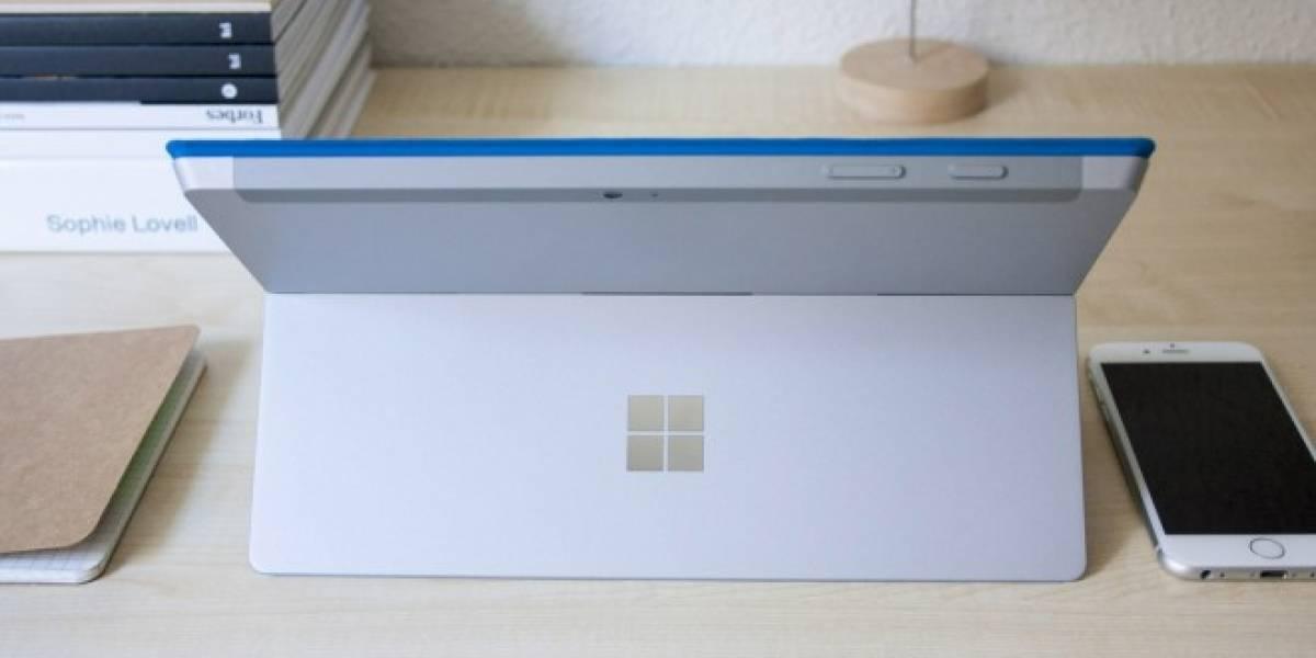 Microsoft anunciará sus nuevos teléfonos y Surface Pro 4 en octubre