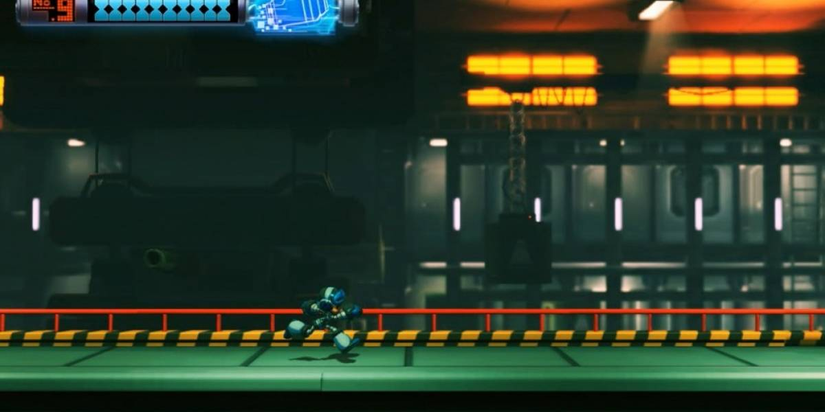 Mighty No. 9 celebra su beta con tráiler