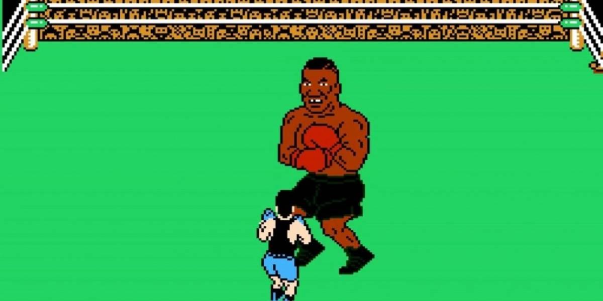 Un jugador vence a todos los boxeadores de Punch-Out!! con los ojos tapados