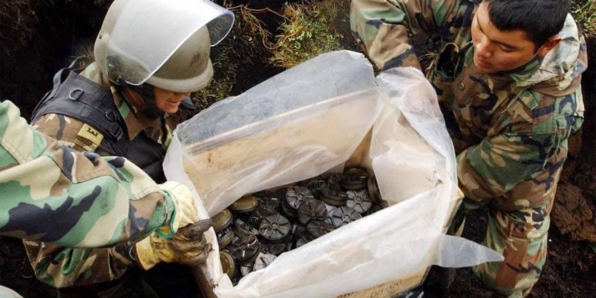 El Ejército detectó explosivos que eran enviados como encomienda en Antioquia