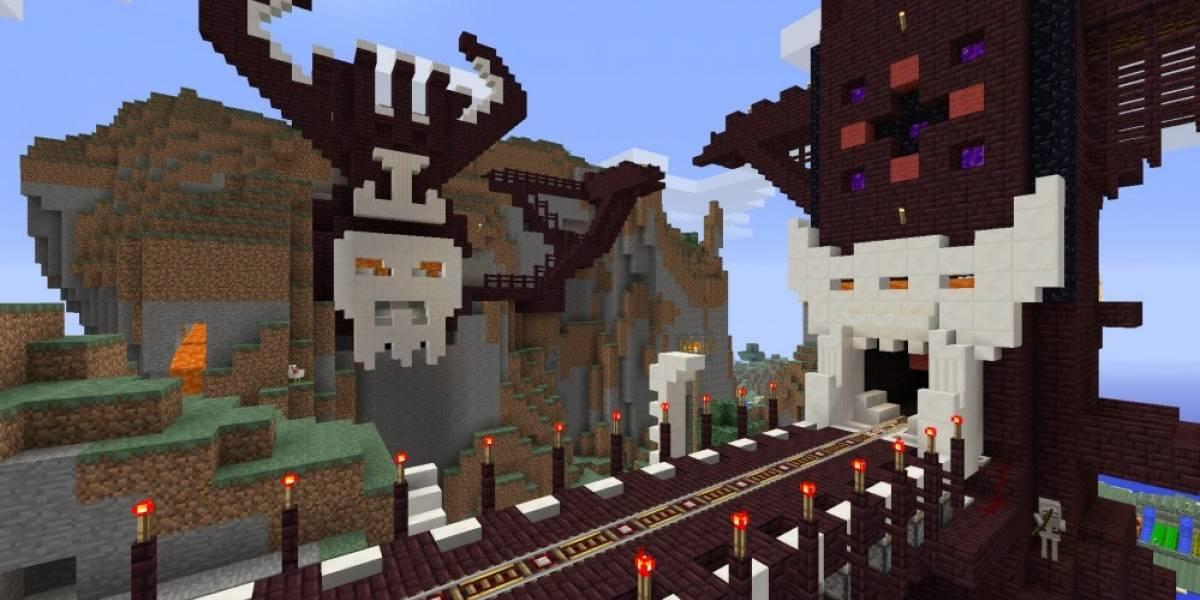 Minecraft en formato físico llega a PS4 en octubre