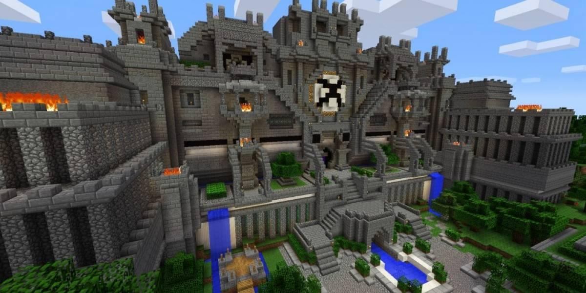 Minecraft llega en noviembre en formato físico a Xbox One