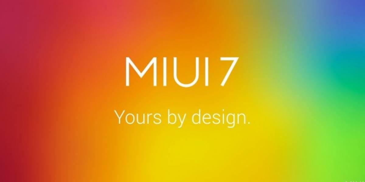 MIUI 7 llegará la próxima semana a todos los Xiaomi