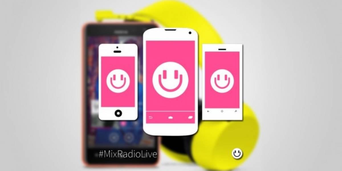 MixRadio dejará de existir en pocas semanas