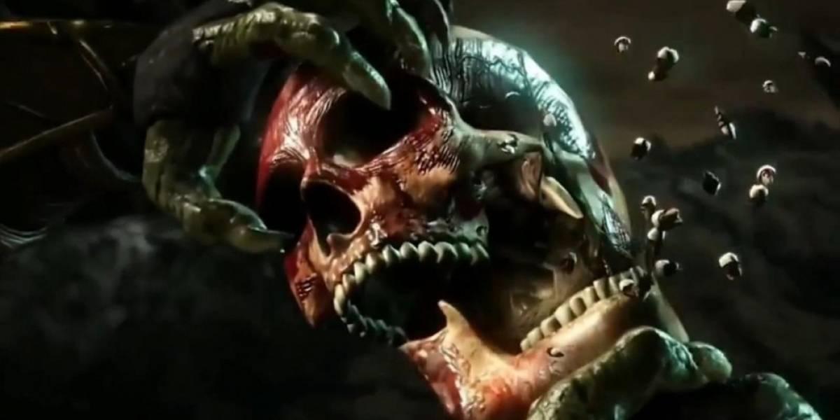 DLC de paga facilita las fatalities de Mortal Kombat X