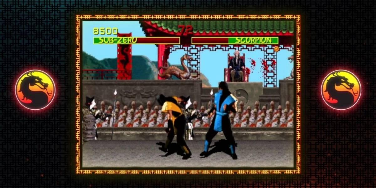Mortal Kombat X llegará también a iOS y Android