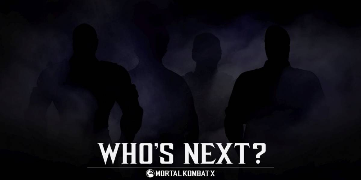 Mortal Kombat X recibirá cuatro nuevos misteriosos personajes en 2016