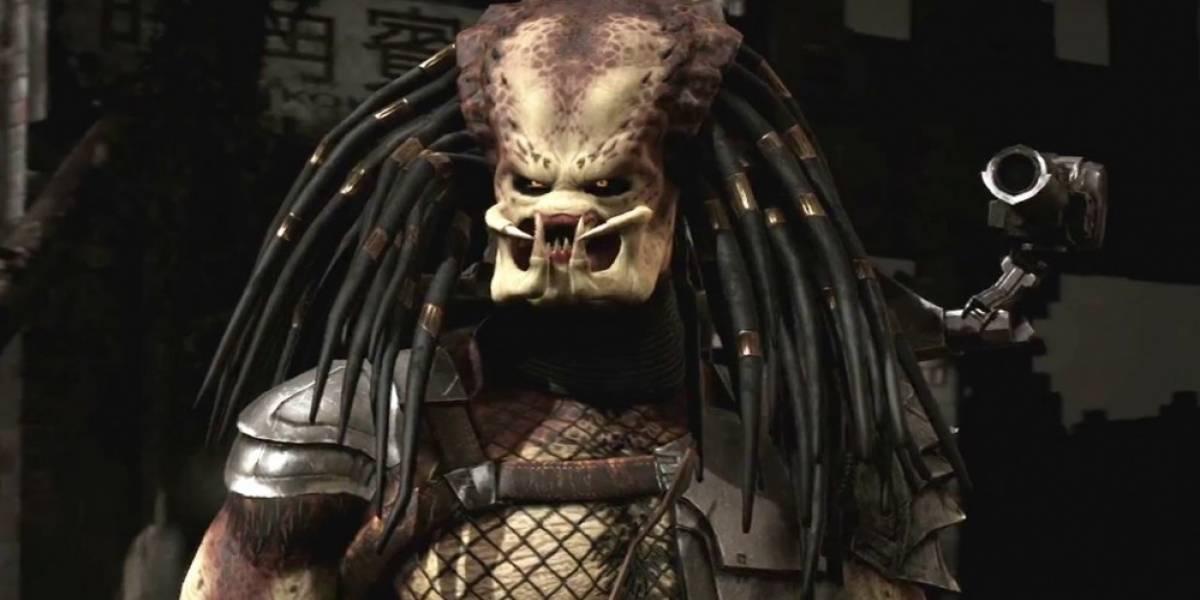 Mortal Kombat X recibe nuevo tráiler centrado en Predator