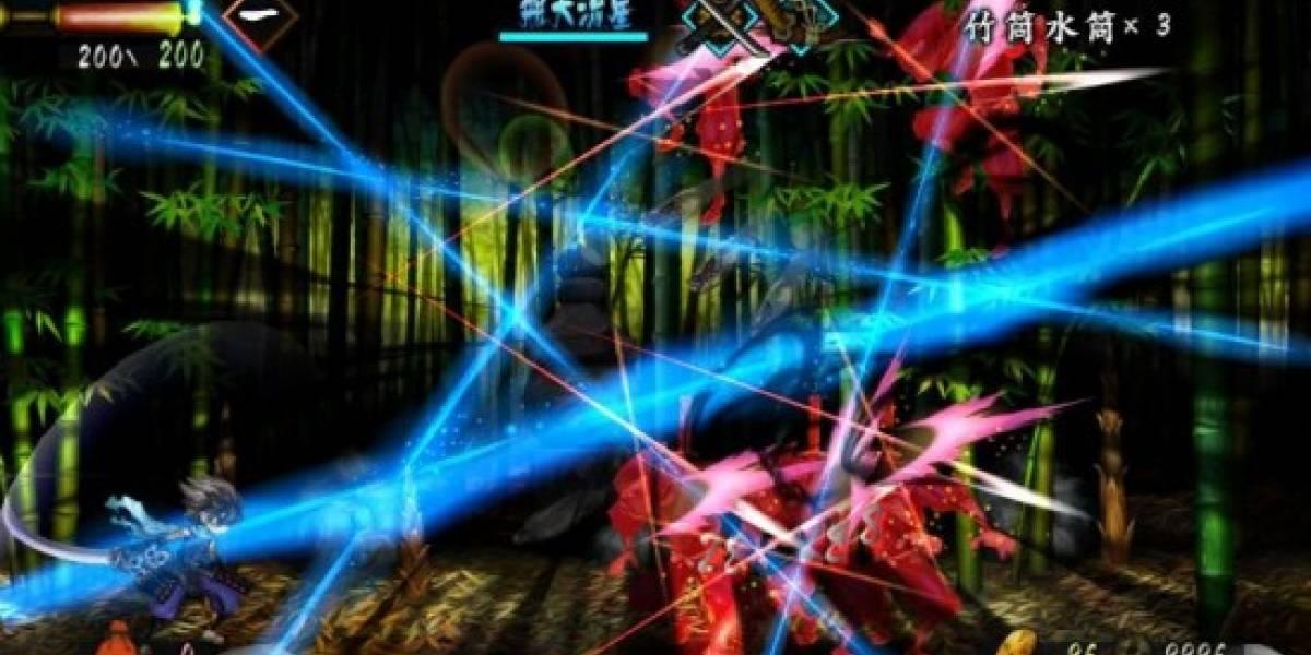 Muramasa: The Demon Blade llegará en Septiembre a la Wii