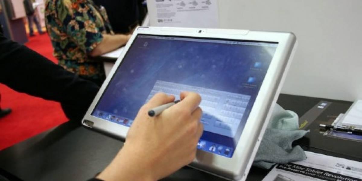 ModBook causa furor en la Macworld