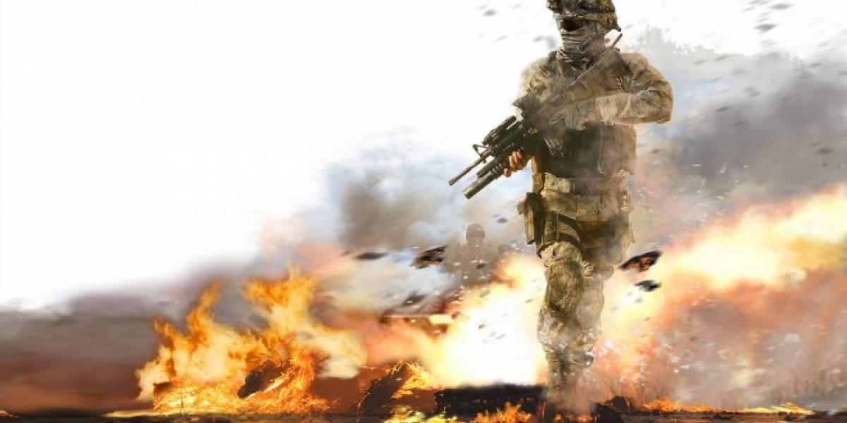 Petición en linea ruega por la remasterización de Modern Warfare 2