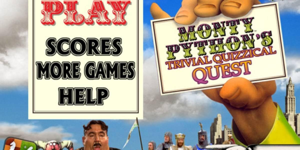 ¿Cuánto sabes sobre Monty Python?