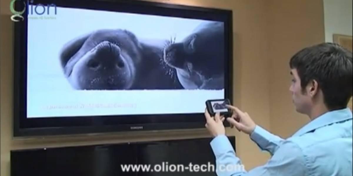 The Moov transmite los contenidos de tu iPhone a la TV