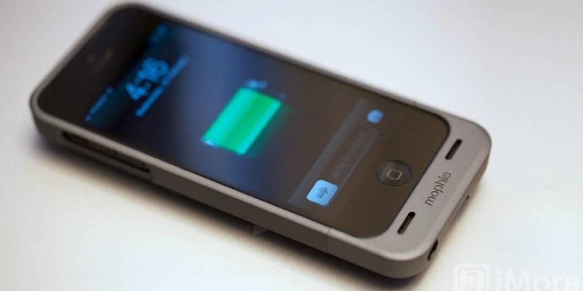 Mophie lanza carcasas-batería para iPhone 6