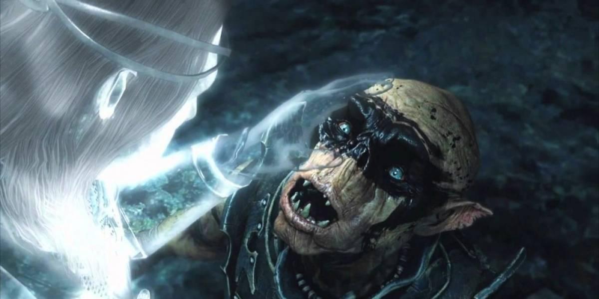 El sufrimiento de un orco en el tráiler de Shadow of Mordor
