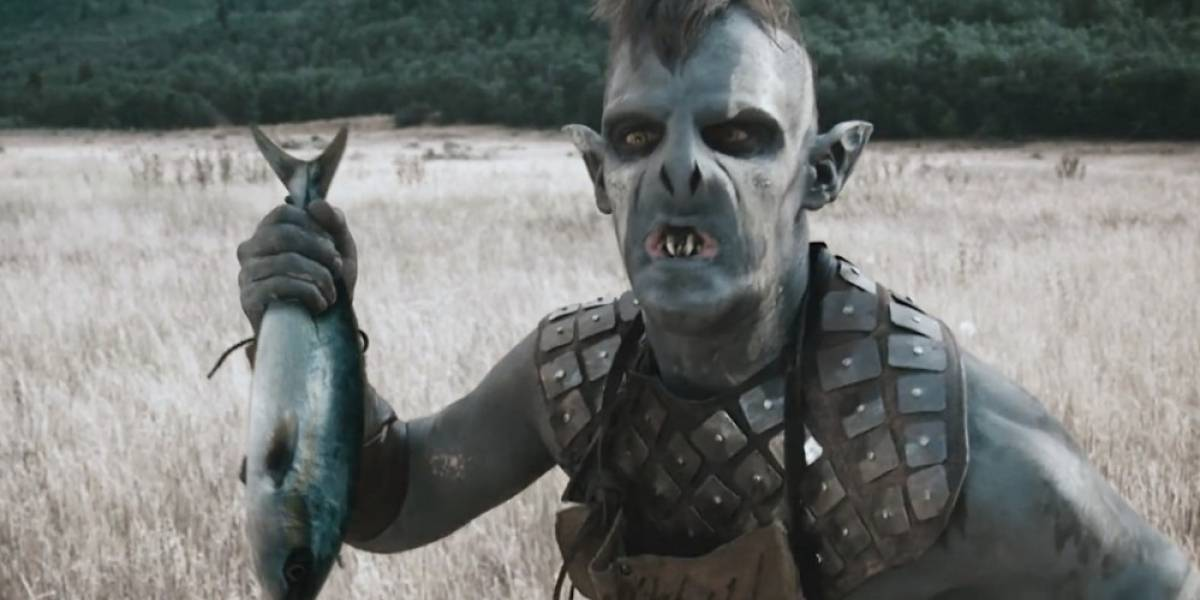 Mira el notable tráiler live-action de Shadow of Mordor