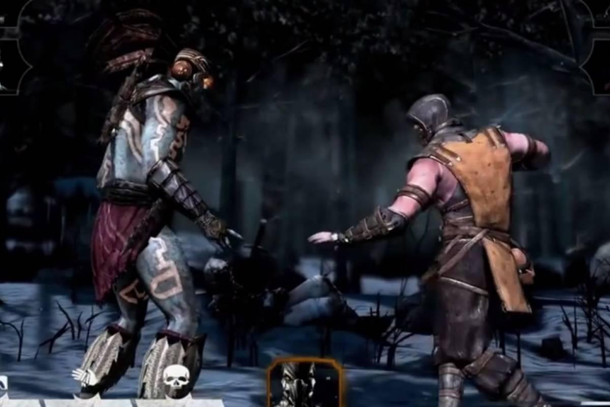 Así es Mortal Kombat X en Android