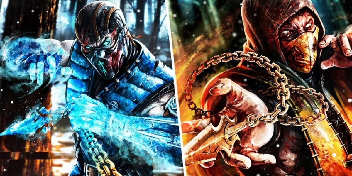 6 minutos de Mortal Kombat X en acción