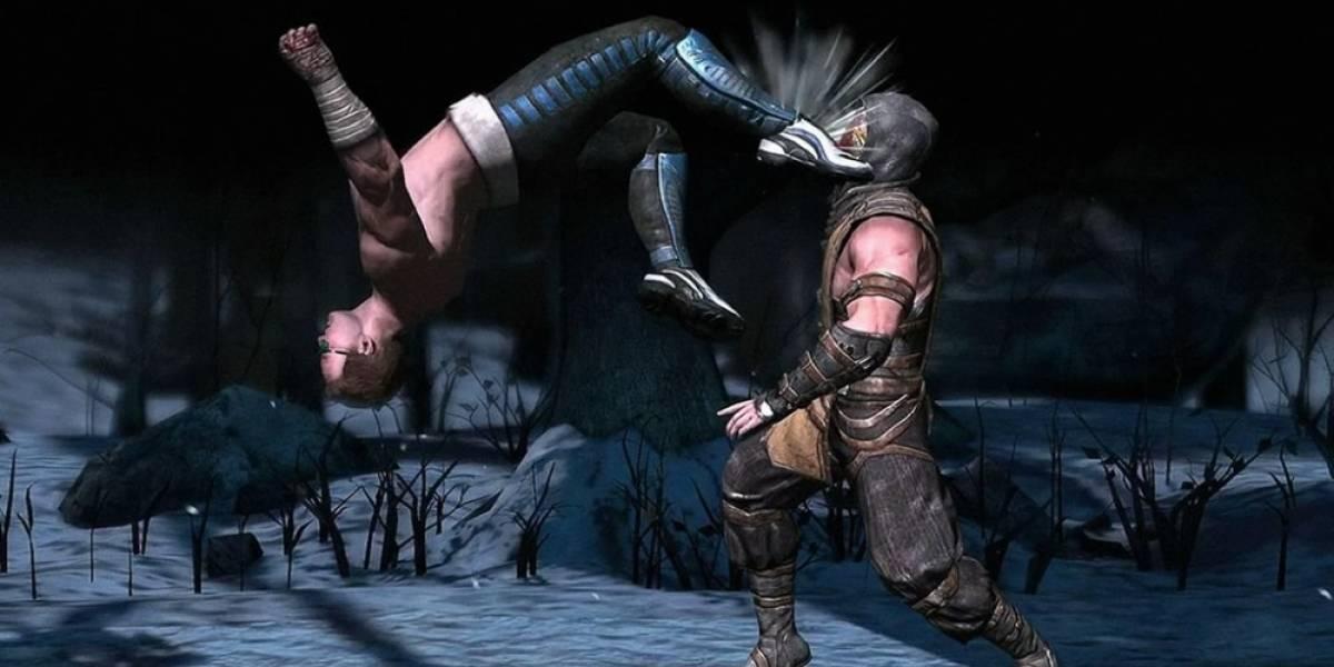 Mortal Kombat X ya llegó a Android