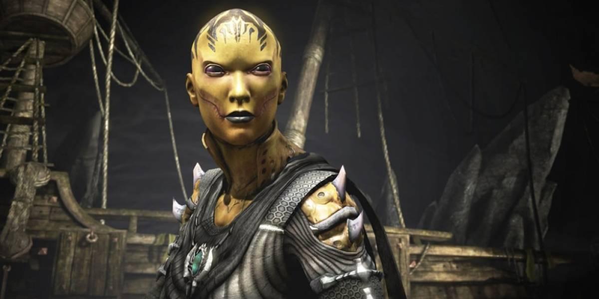 Mira los primeros 30 minutos de Mortal Kombat X