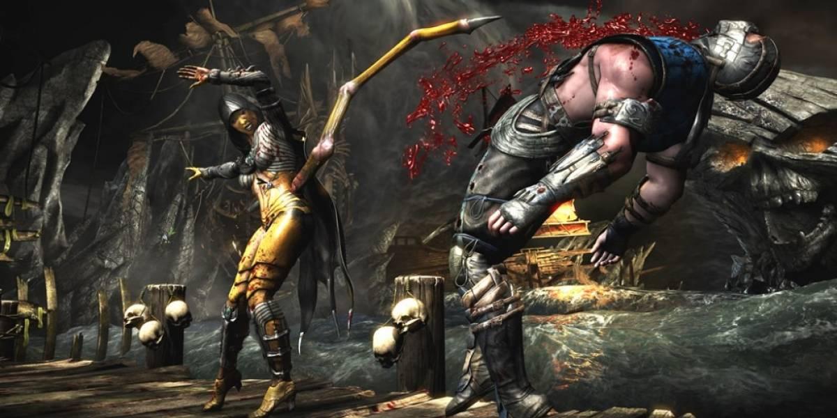 ¿Dónde está Mortal Kombat X para PS3 y 360?