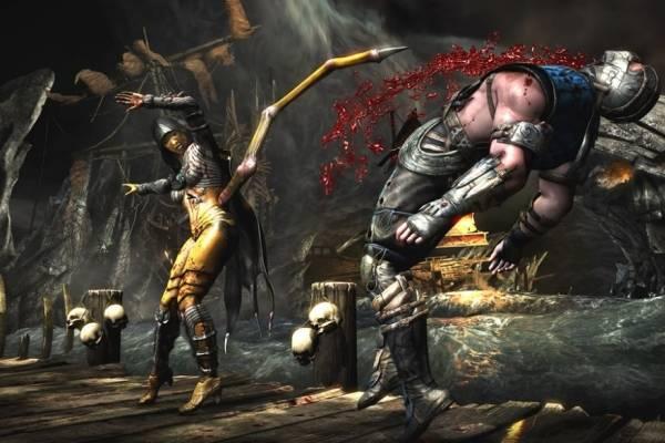 Donde Esta Mortal Kombat X Para Ps3 Y 360