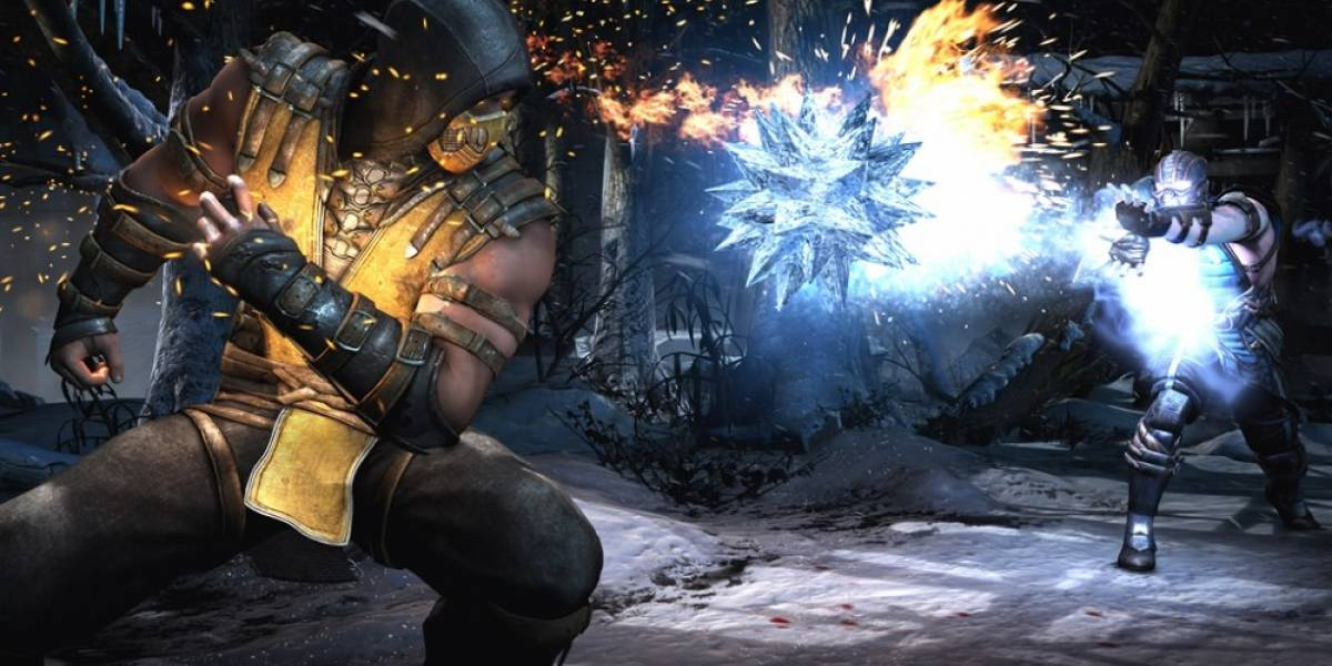 Mortal Kombat X disponible ahora en iOS, totalmente gratis