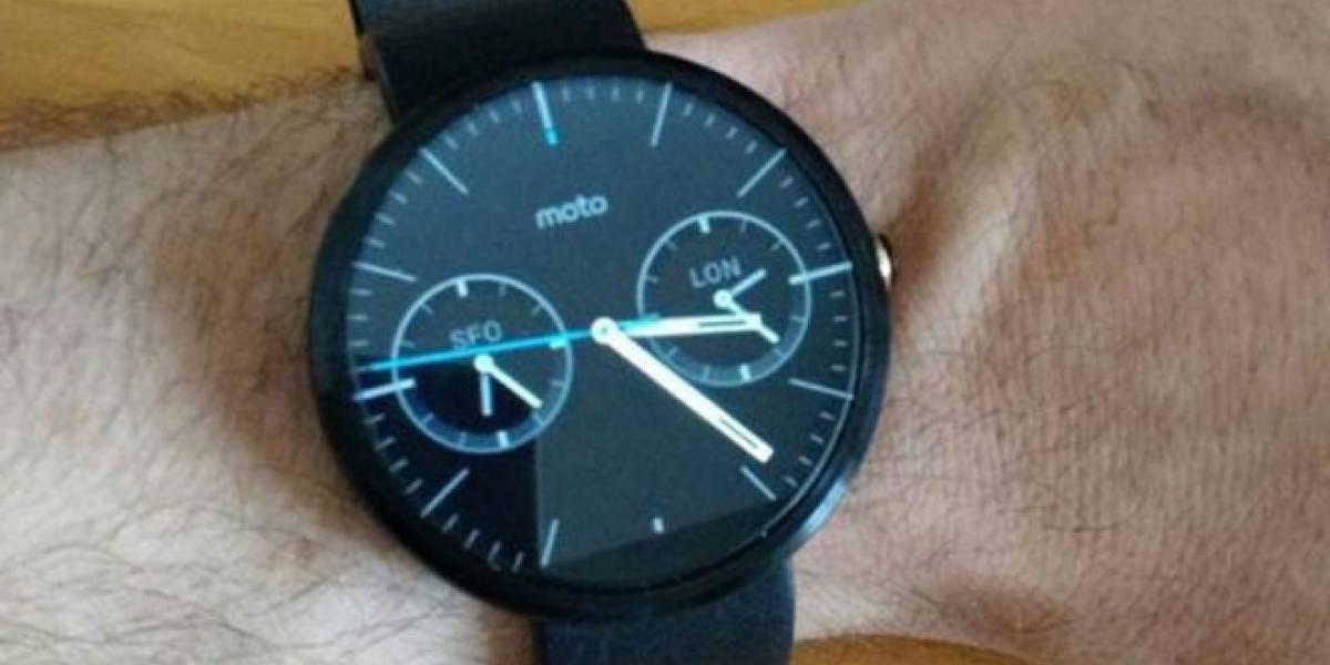 El Moto 360 personalizado llega a México a través de Moto Maker