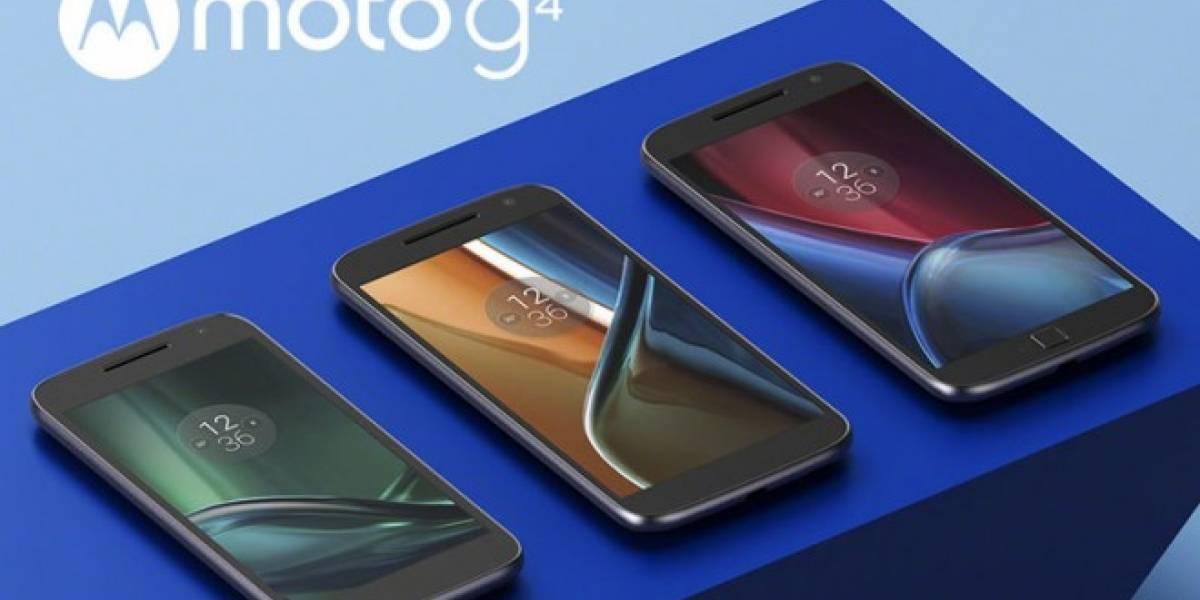Moto G4 y G4 Plus ya están disponibles en México