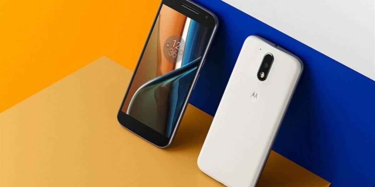 Moto G4 Plus se actualizará a Android O