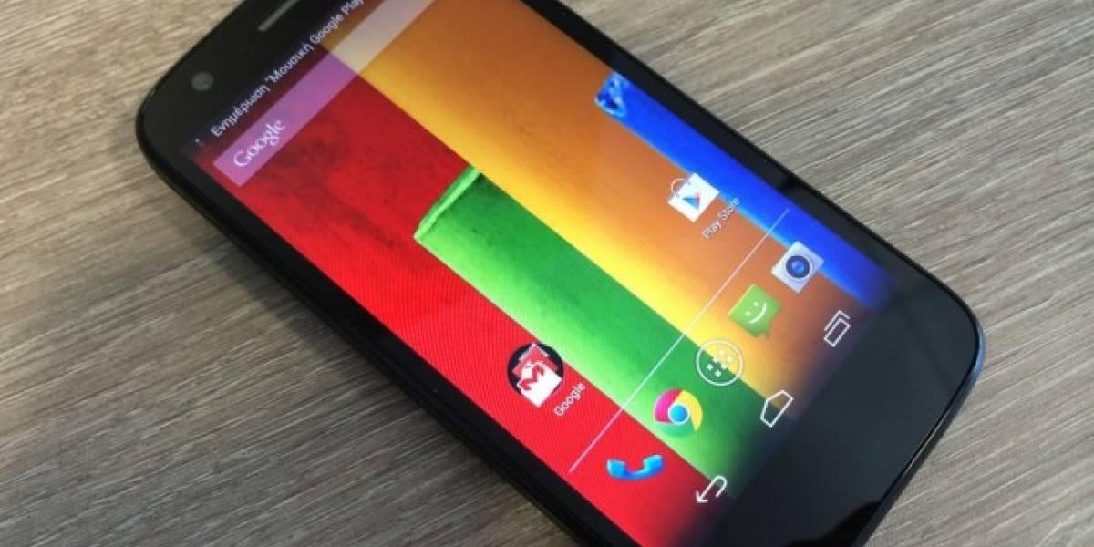 Motorola filtra posibles características del nuevo Moto G de Cuarta Generación