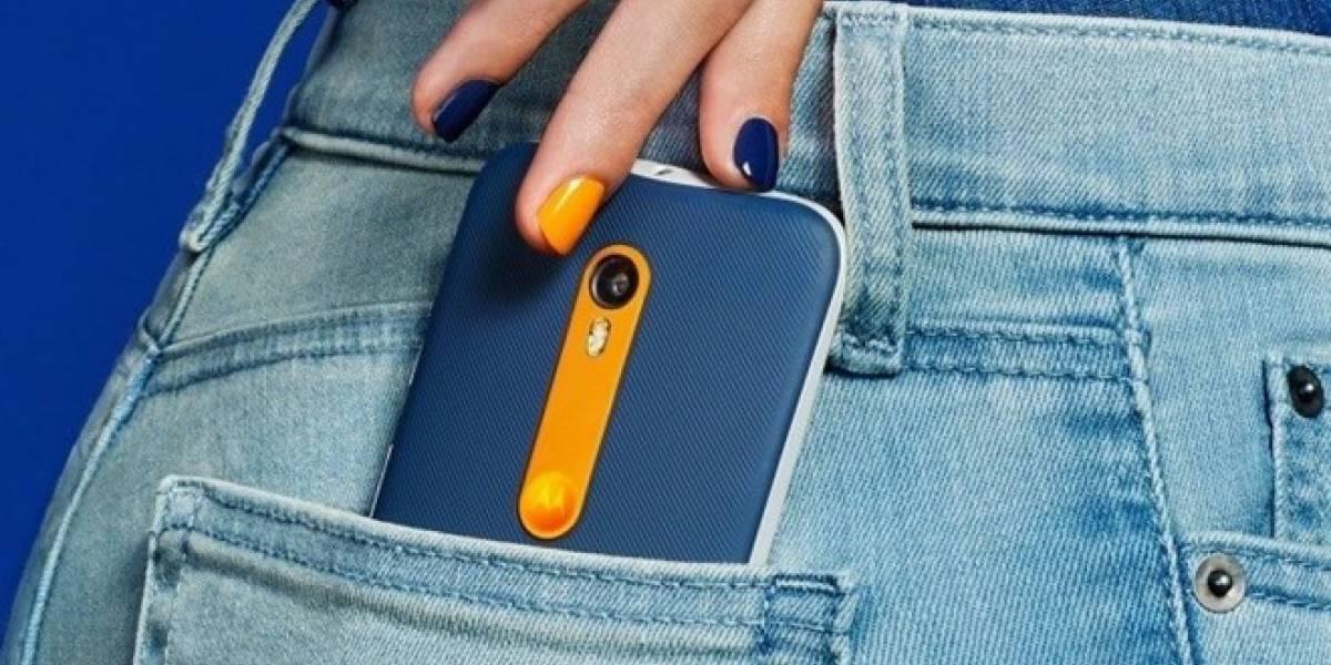 Imágenes del Moto G4 Plus confirman presencia de sensor de huella dactilar