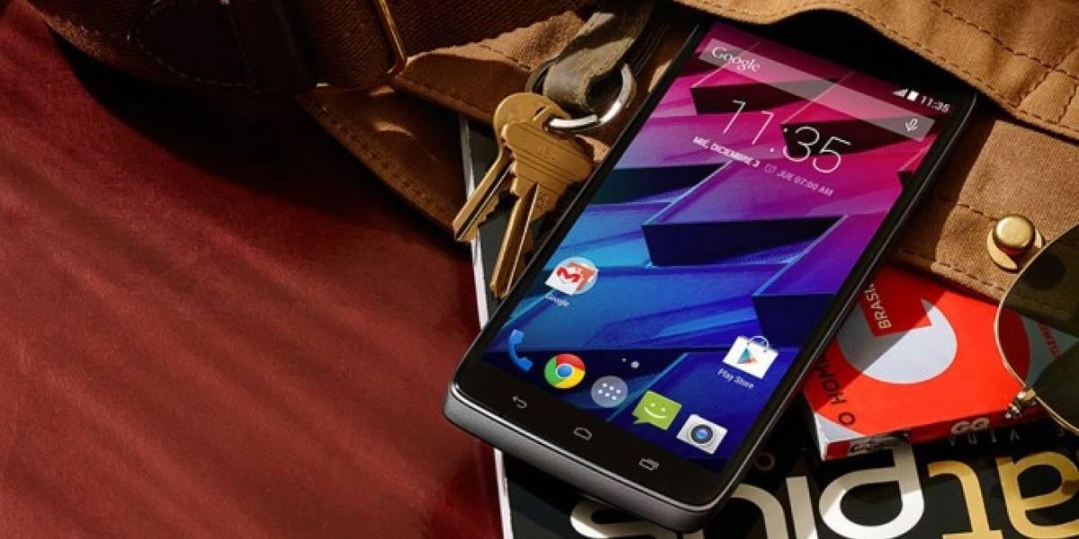 Motorola anunciaría el Moto X Force a fines de octubre