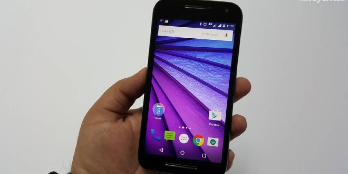 Review Motorola Moto G Tercera Generación [W Labs]