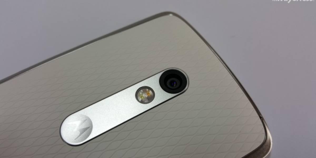 La cámara del Motorola Droid Turbo 2 sería mejor que la del LG G4