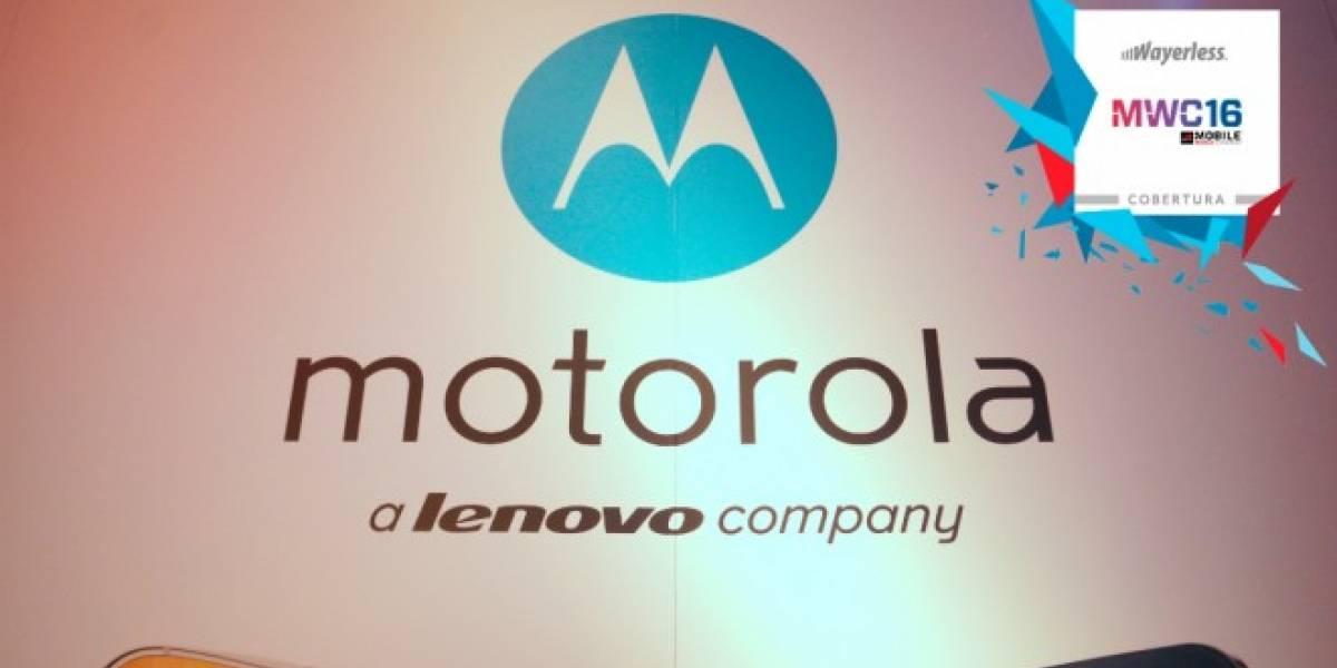 Motorola dice que el Moto G y Moto E no desaparecerán #MWC16