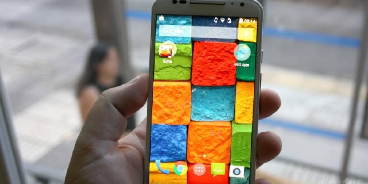 Moto X inicia pruebas para actualizarse a Android 5.1 Lollipop en todos sus modelos