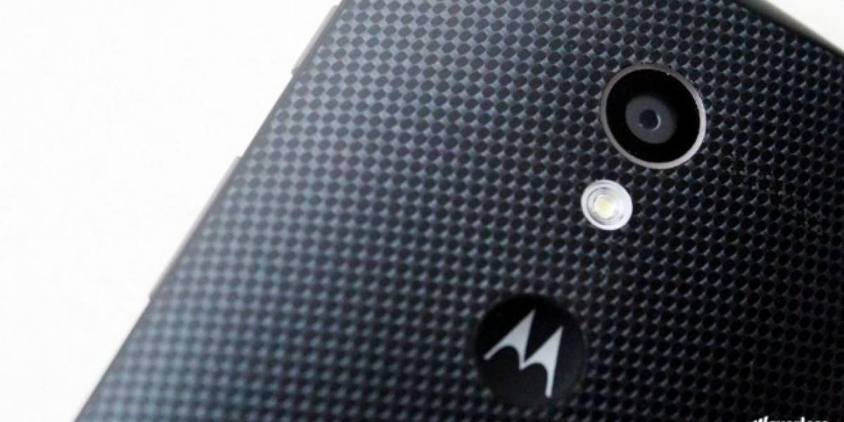 Imágenes filtradas muestran lector de huellas en el nuevo Moto X