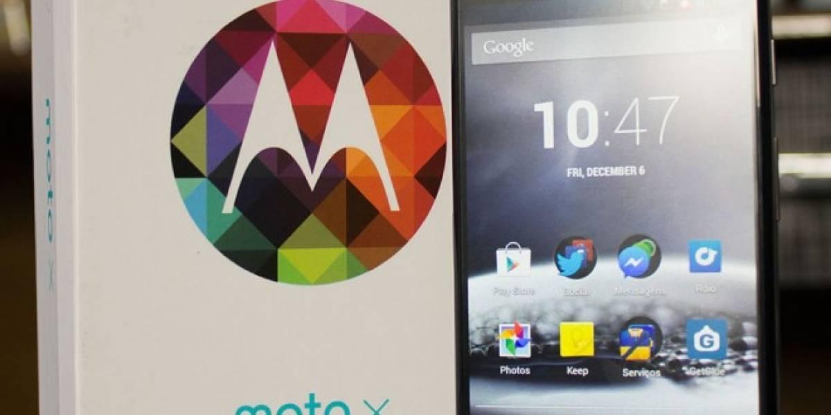 Detalles del nuevo Moto X se dejan ver en un benchmark