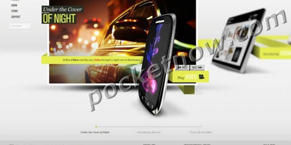 Filtran capturas de pantalla de nuevos equipos de Motorola