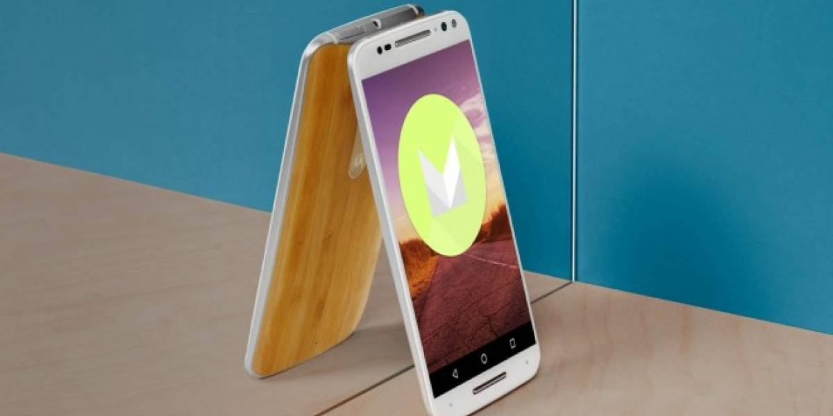 Moto X Style se actualiza a Android 6.0 Marshmallow en México
