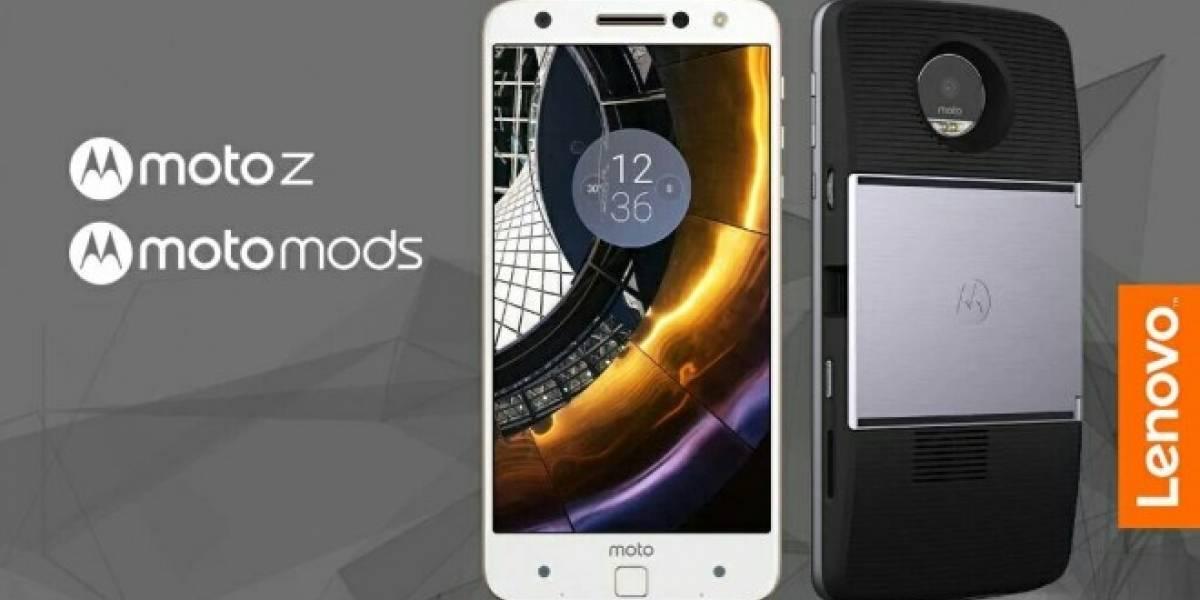 Lenovo presenta oficialmente el Moto Z y Moto Z Force